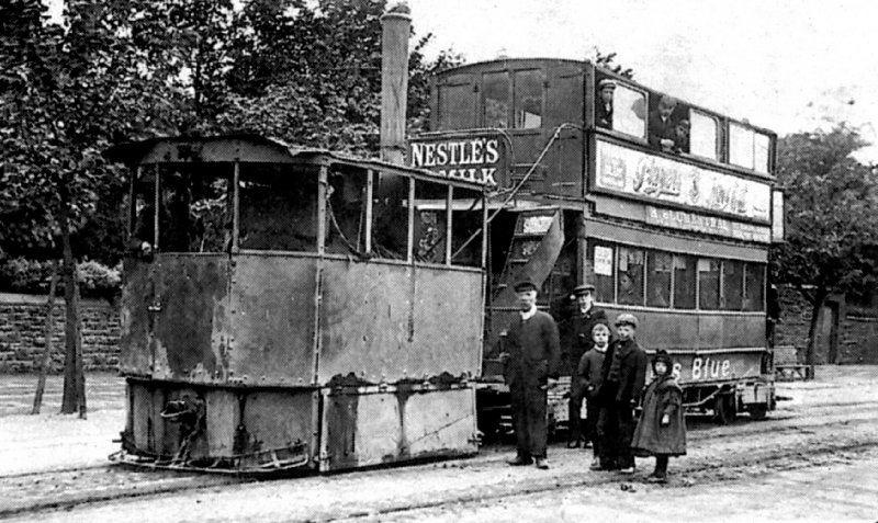 Ribble Buses At Ulverston Terminus In 1979  C2 B7 Fleet Number 169 At Rampside